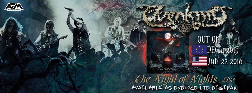Elvenking-The-Nights-Locandina