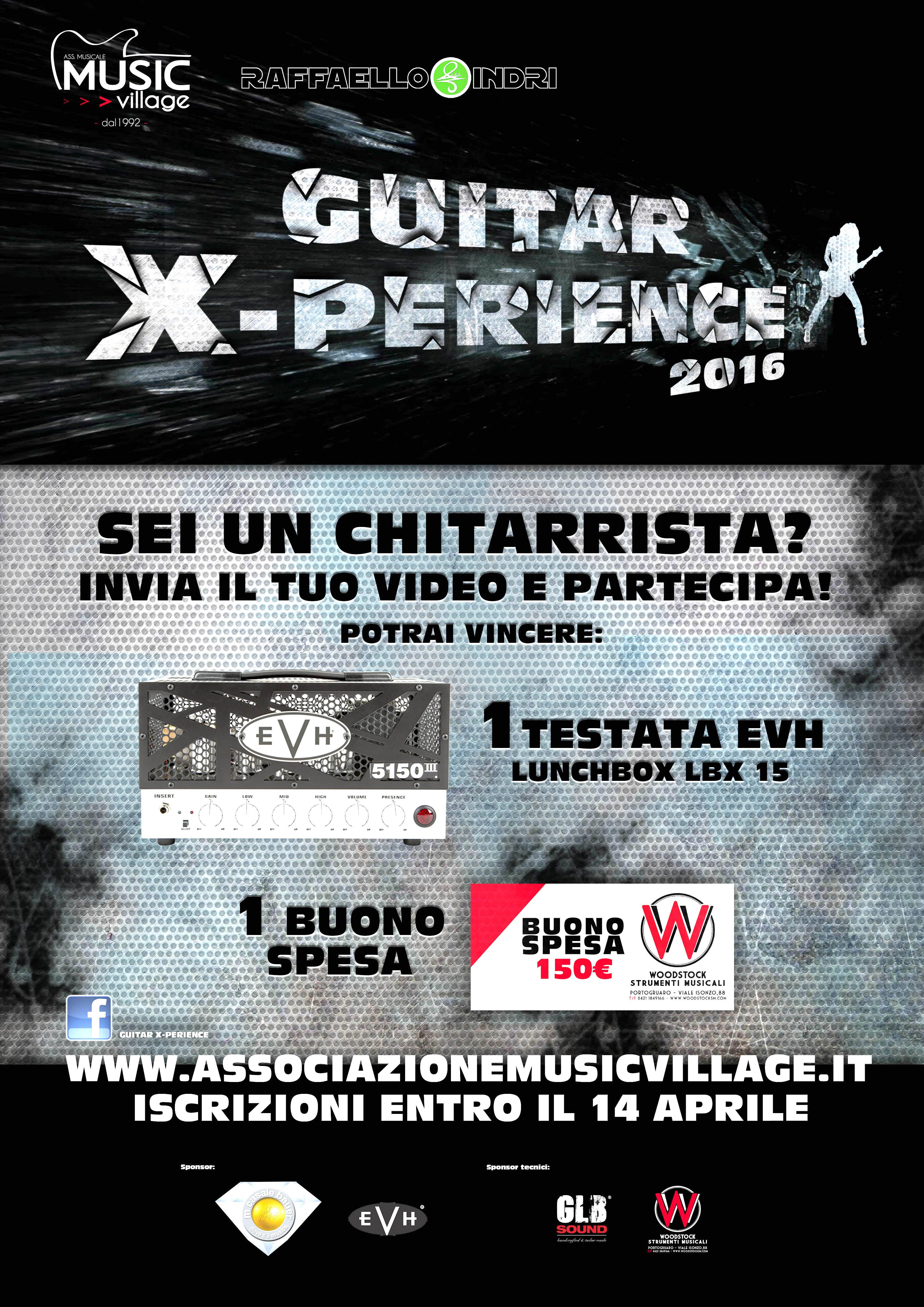 GUITAR X-PERIENCE 2016