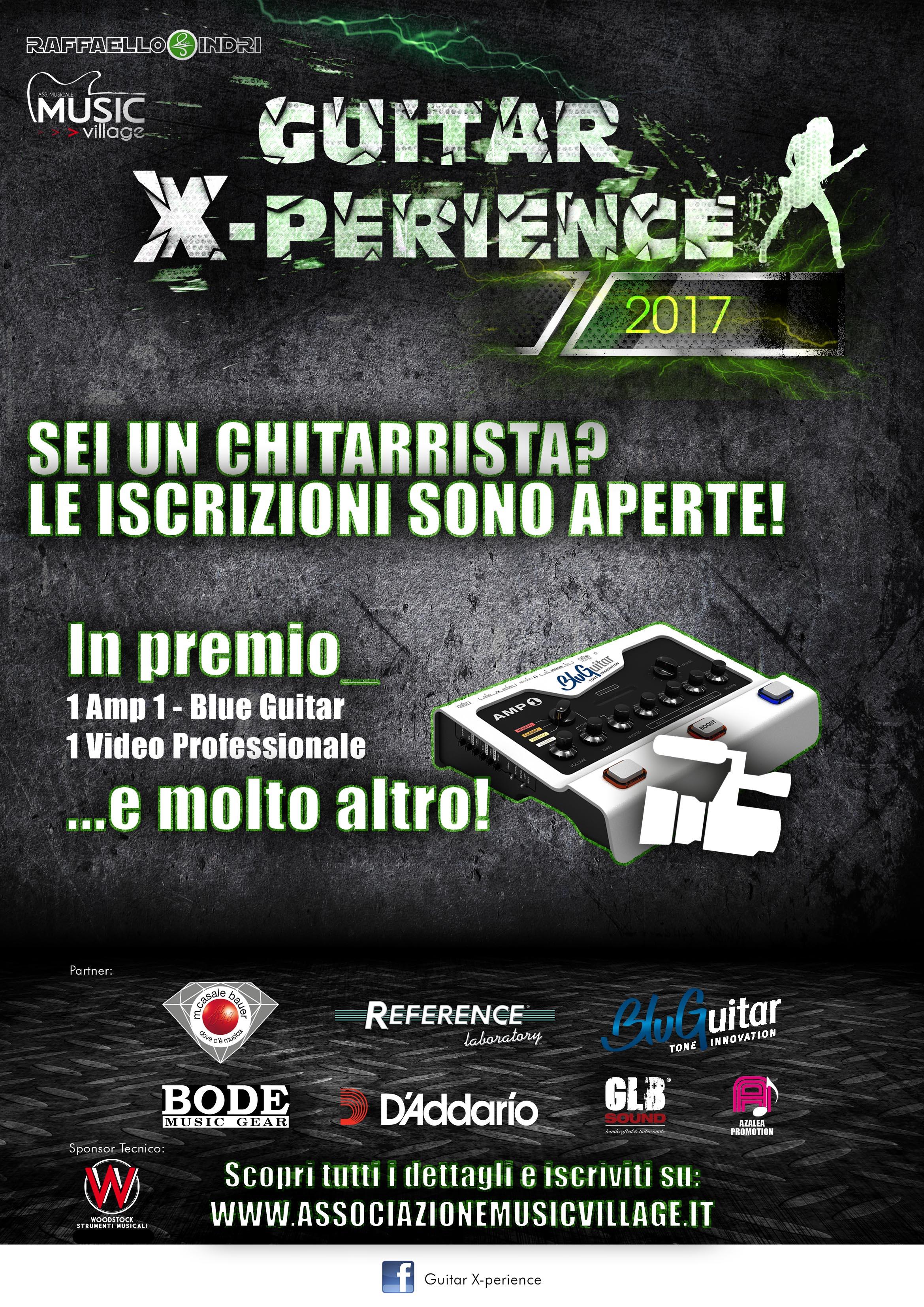 GUITAR X-PERIENCE 2017