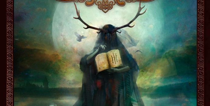"ELVENKING NEW ALBUM ""SECRETS OF THE MAGICK GRIMOIRE"""