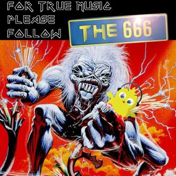 THE 666 (Real Iron Maiden Tribute)