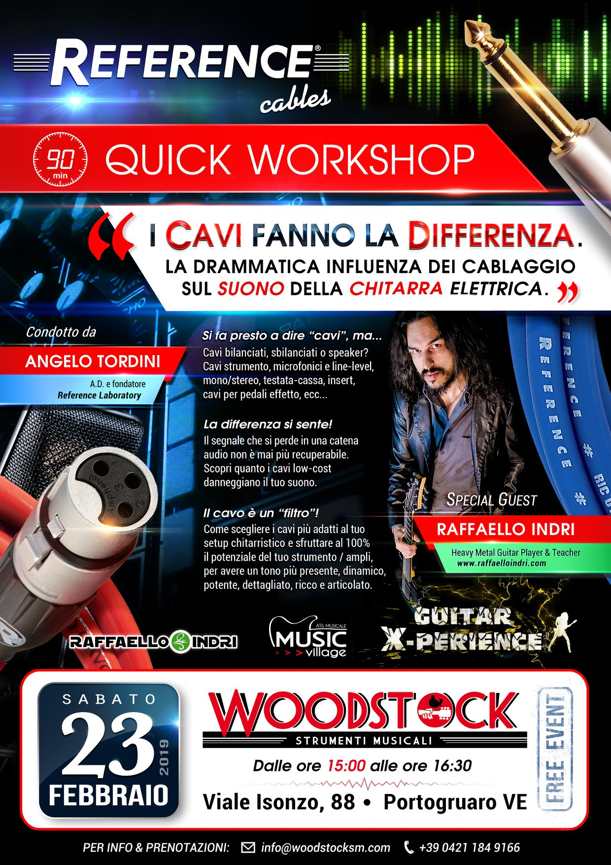 GUITAR X-PERIENCE 2019 QUICK WORKSHOP