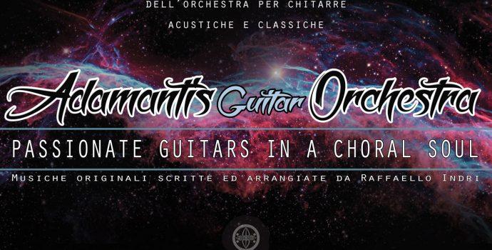 ADAMANTIS GUITAR ORCHESTRA – Il Debutto