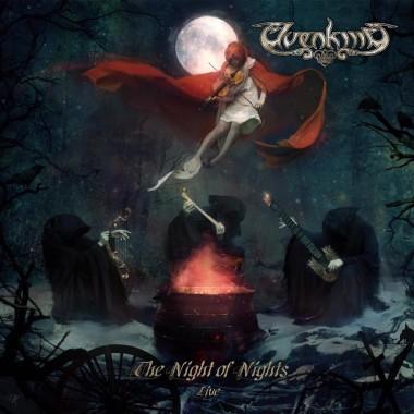 THE NIGHT OF NIGHTS (Live Cd/Dvd)