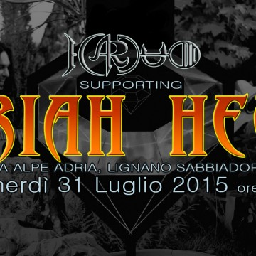 HARDUO SUPPORTING URIAH HEEP